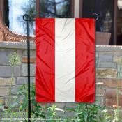 Country of Austria Double Sided Garden Banner