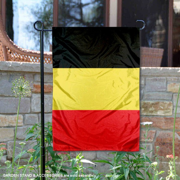 Country of Belgium Double Sided Garden Banner