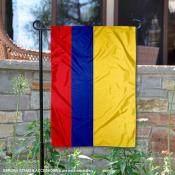 Country of Columbia Double Sided Garden Banner
