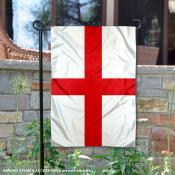 Country of England Double Sided Garden Banner