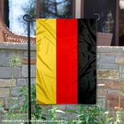 Country of Germany Double Sided Garden Banner