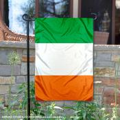 Country of Ireland Double Sided Garden Banner