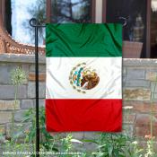 Country of Mexico Double Sided Garden Banner
