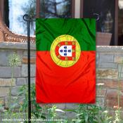 Country of Portugal Double Sided Garden Banner