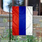 Country of Russia Double Sided Garden Banner