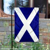 Country of Scotland Double Sided Garden Banner