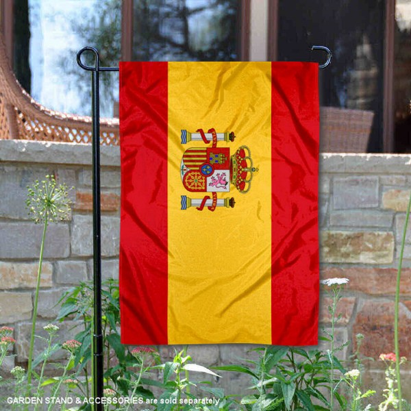 Country of Spain Double Sided Garden Banner