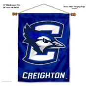 Creighton Bluejays Logo Wall Hanging