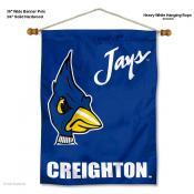 Creighton Bluejays Wall Hanging