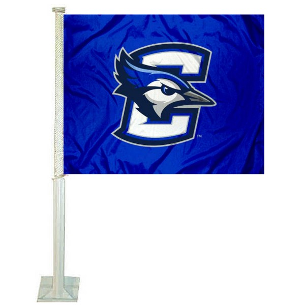 Creighton Jays Car Flag