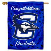 Creighton Jays Graduation Banner