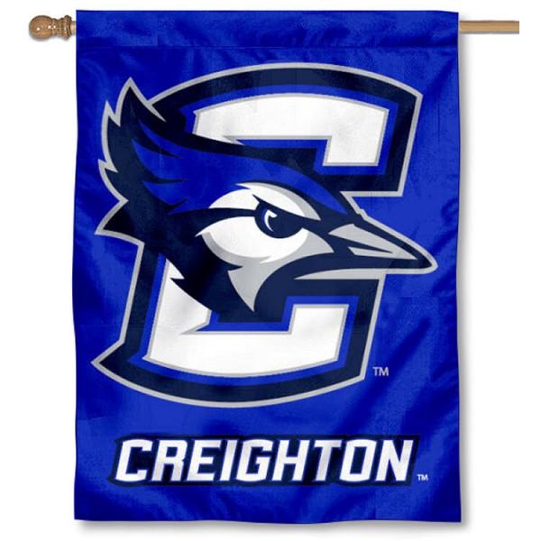 Creighton Jays House Flag