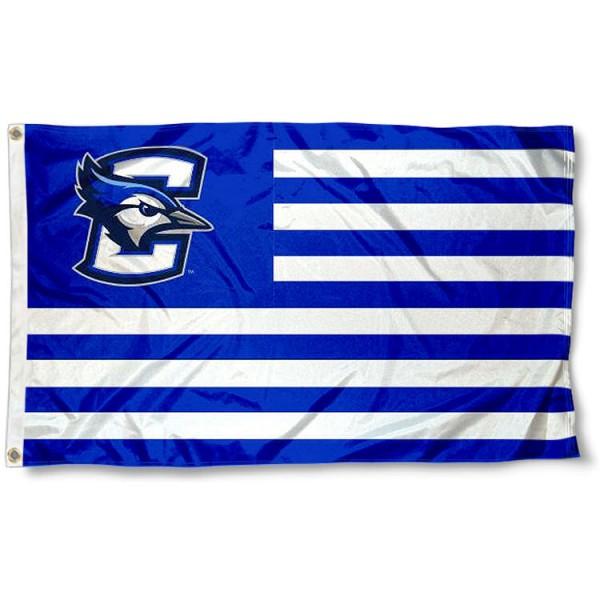 Creighton Jays Nation Flag