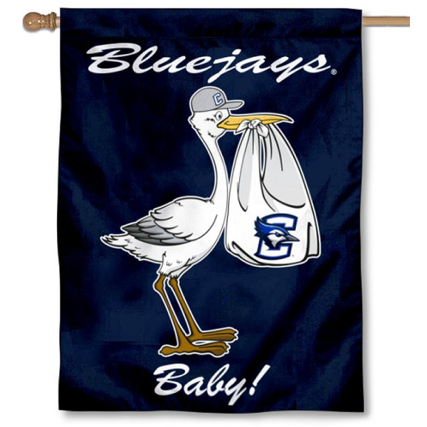 Creighton Jays New Baby Banner
