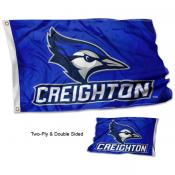 Creighton Jays Stadium Flag