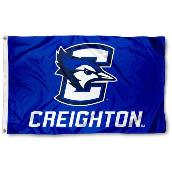 Creighton Jays Wordmark 3x5 Foot Flag