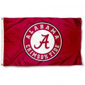 Crimson Tide Flag