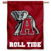 Crimson Tide Vintage Banner Flag