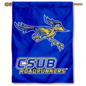 CSBU Road Runners House Flag