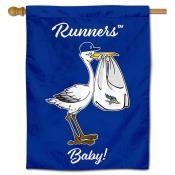 CSBU Road Runners New Baby Banner