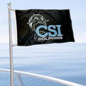 CSI Dolphins Boat Nautical Flag