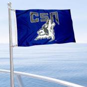 CSN Coyotes Boat Nautical Flag