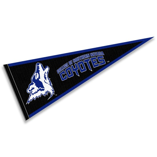CSN Coyotes Pennant