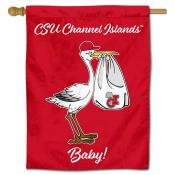 CSU Channel Islands New Baby Banner