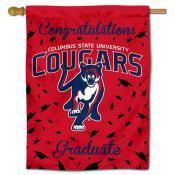 CSU Cougars Graduation Banner