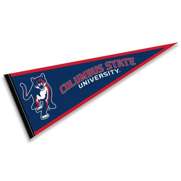 CSU Cougars Pennant