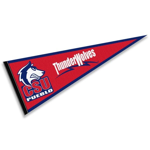 CSU Pueblo Thunderwolves Pennant