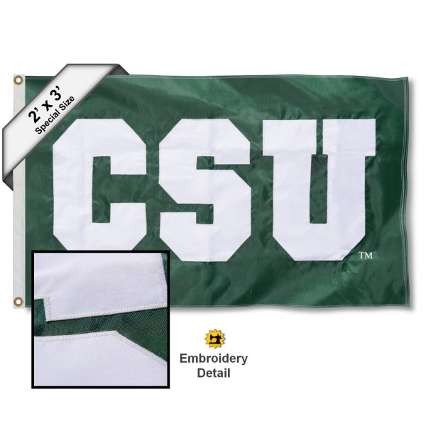 CSU Rams 2x3 Flag