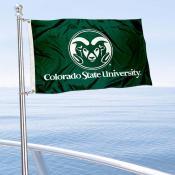CSU Rams Boat Flag