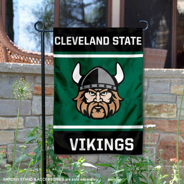CSU Vikings Garden Flag