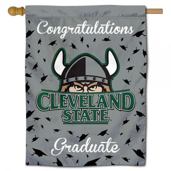 CSU Vikings Graduation Banner
