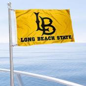 CSULB 49ers Boat Nautical Flag