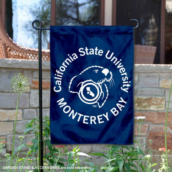 CSUMB Otters Garden Flag