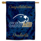 CSUMB Otters Graduation Banner