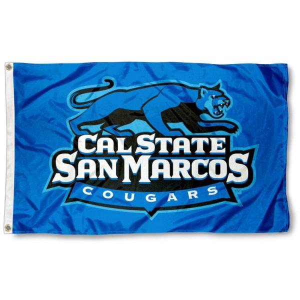 CSUSM Cougars 3x5 Foot Flag