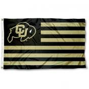 CU Buffaloes Nation Flag
