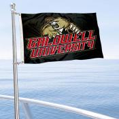 CU Cougars Boat Nautical Flag