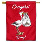 CU Cougars New Baby Banner