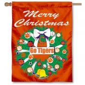 CU Tigers Holiday Flag