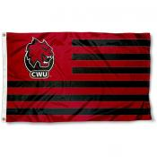 CWU Wildcats Nation Flag