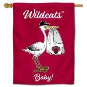 CWU Wildcats New Baby Banner