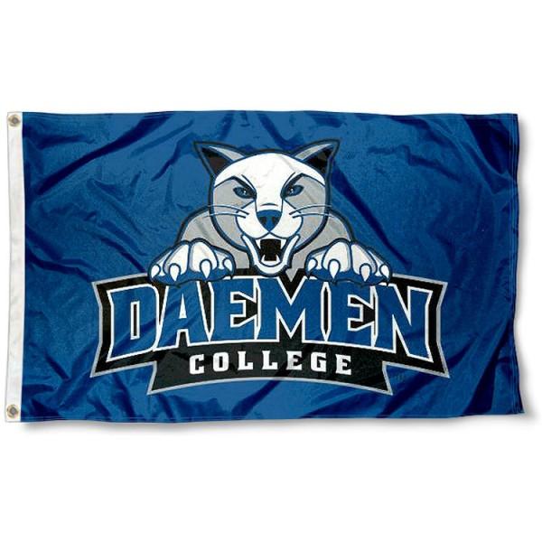 Daemen Wildcats Flag