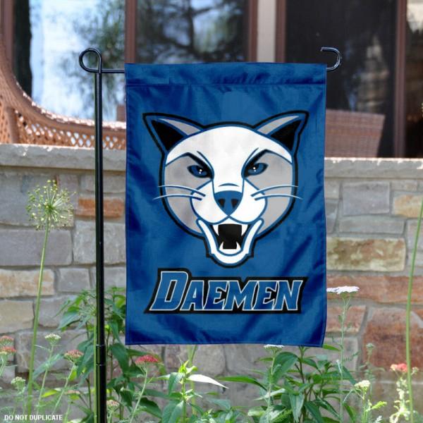 Daemen Wildcats Garden Flag