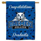 Daemen Wildcats Graduation Banner