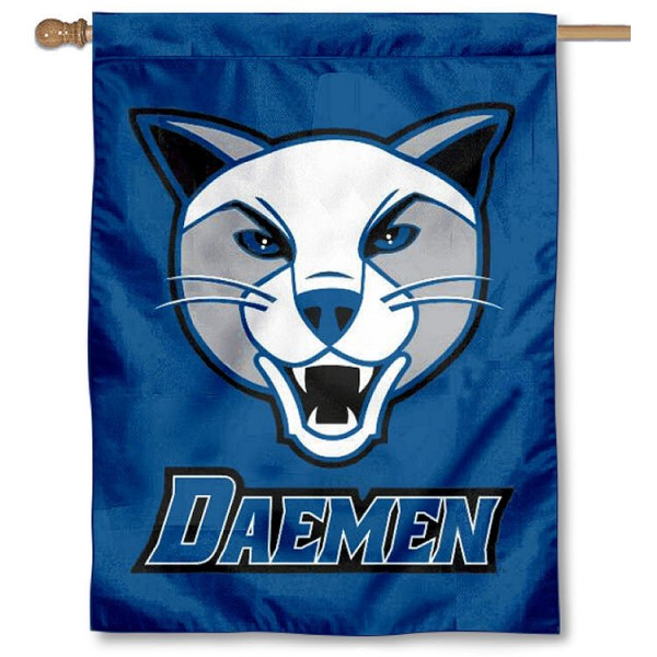 Daemen Wildcats House Flag