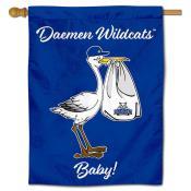 Daemen Wildcats New Baby Banner